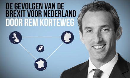 Rem Korteweg: De gevolgen van de BREXIT voor Nederland.